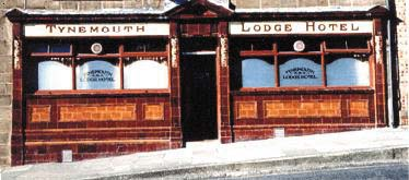 The pub as it stands today